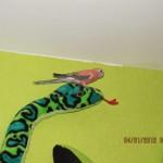 Ich will eine Schlange sein