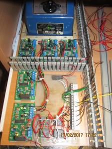 lichtschrankenelektronik